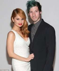 Debby Ryan Boyfriend 2019 Is Engaged to Married Husband Who
