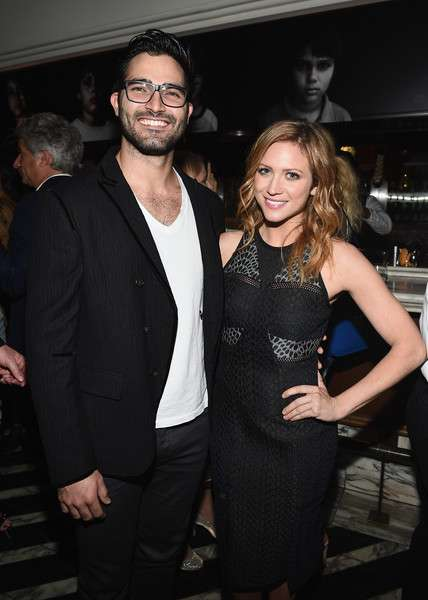 Hoechlin and Brittany
