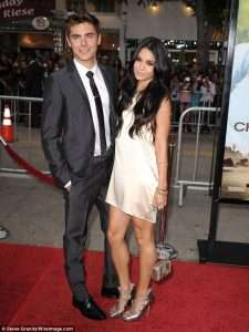Vanessa Hudgens Boyfriend 2021 Married to Husband or Single