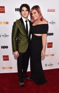 Darren Criss Girlfriend 2021 Fiance Wife Is Engaged to Married Who