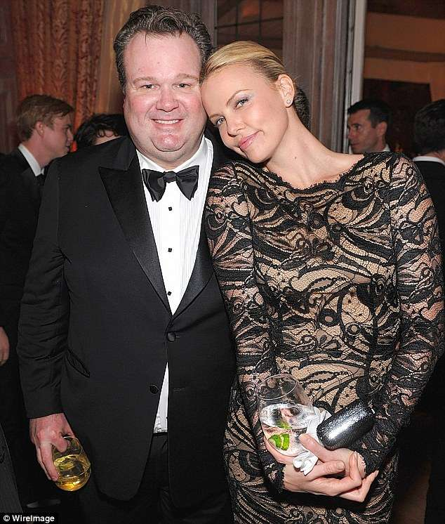 Stonestreet and Charlize
