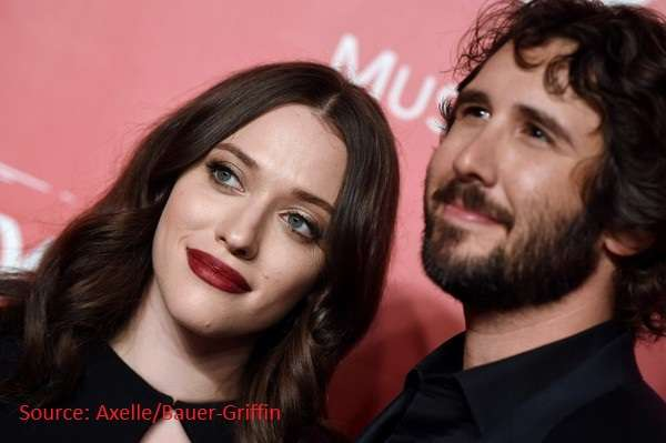 Groban and his ex gf
