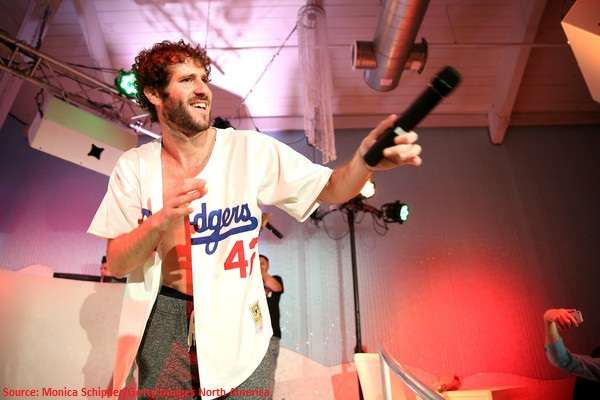 talented Lil Dicky