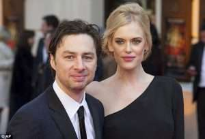 Why Zach Braff has not Married? Zach Braff Girlfriend 2019