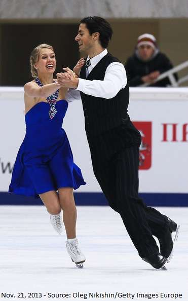 Poje and Kaitlyn