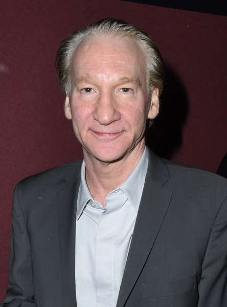 the brilliant Bill Maher