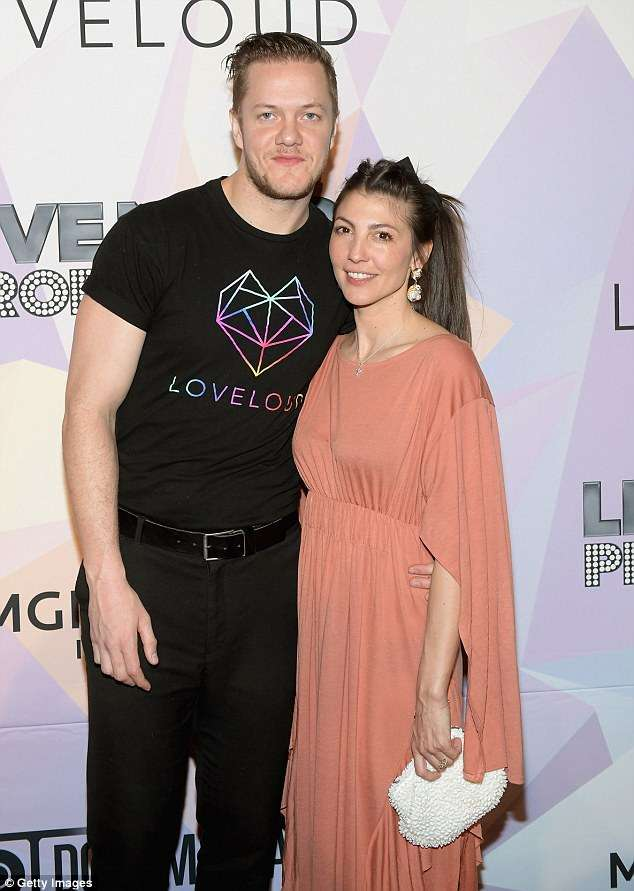 After divorce Who is Dan Reynolds Girlfriend 2018?