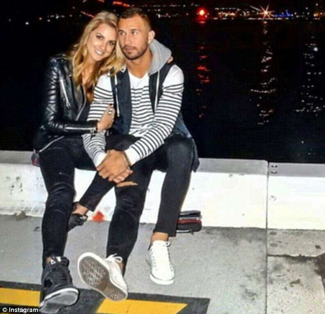 Quade Cooper Girlfriend 2019 Relationship Wife Is he Married