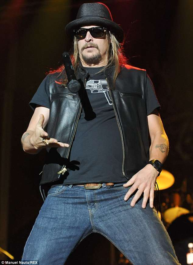 the one and only Kid Rock