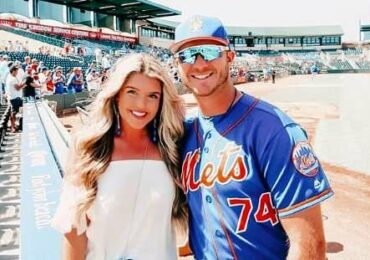Pete Alonso Girlfriend 2020 Fiance: Who is Pete Alonso Engaged to?
